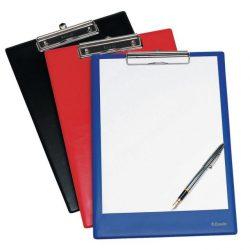 Rašymo pagrindai su spaustukais