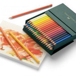Spalvoti ir akvareliniai pieštukai